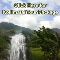 Kollimalai Tour Package
